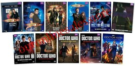 Doctor Who Complete Series All Seasons 1-11 DVD Set TV Series Collection... - $197.99