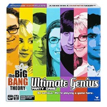 NEW SEALED Big Bang Theory Ultimate Genius Board Game  - $23.01