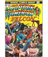 Captain America Comic Book #195 Marvel Comics 1976 FINE - $5.94