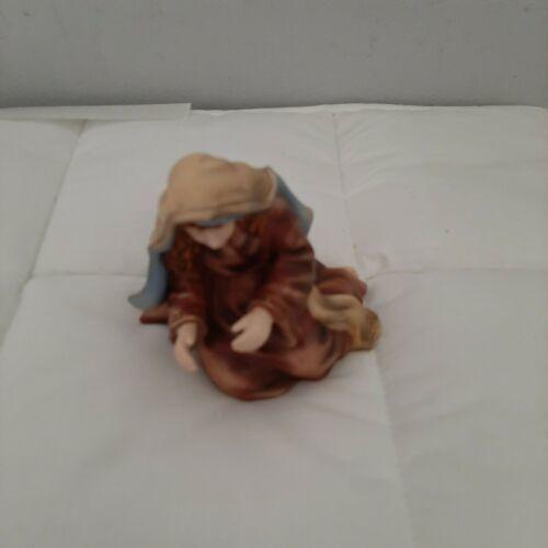 Thomas Kinkade Hawthorne Village Nativity 2001 MOTHER MARY 79521B  - $17.99