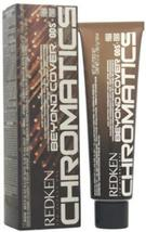 Redken - Chromatics Beyond Cover Hair Color 9NW (9.03) - Natural Warm (2... - $38.31