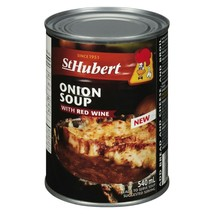 6 Pack Onion Soup With Red Wine 540ml Each Can From Canada Fresh And Delicious! - $31.63