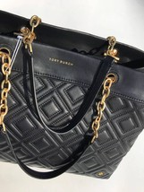 NWT Tory Burch Fleming Triple Compartment Tote image 6