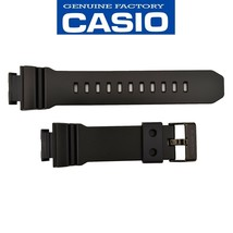 Genuine CASIO G-SHOCK Watch Band Strap GD-X6900-1 Black Rubber - $51.95