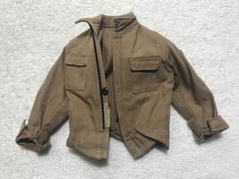 Predator Major Alan 'Dutch' Tan Jacket 1/6th Scale MMS 72 - Hot Toys - $46.44