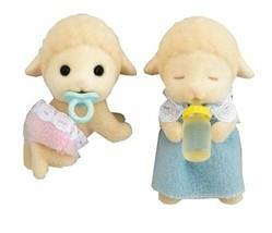 Twins Hi -06 of Sylvanian Families doll sheep (japan import) - $72.26