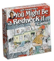 "JEFF FOXWORTHY'S "" YOU MIGHT BE A REDNECK IF "" BOARD GAME ~ NEW ( SEALED ) - $22.44"