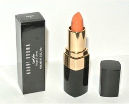 Bobbi Brown Lip Color Lipstick SALMON 1 pale peach Full size New in box - $23.71