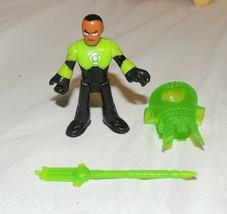 Neu Fisher Price Imaginext Dc Superfriends Blinde Tasche Green Lantern John - $8.91