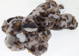 Cute Wildlife Artist Conservation Collection Spotted Leopard Stuffed Plush Toy - $29.69