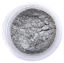 Nu Silver Luster Dust, 4 gram container - $9.77