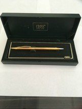 CROSS 18K GOLD FILLED CLASSIC CENTURY BALLPOINT PEN  NO PERSONALIZATION - $108.90