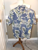 Medium Royal Creations (Authentic Made in Hawaii) Hawaiian Shirt TROPICA... - $19.99