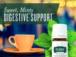 Young Living Essential Oil (Spearmint Vitality 5ml) - $9.50