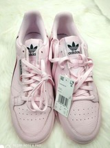 Adidas originals continental 80 pink size 10 - $61.75