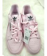 Adidas originals continental 80 pink size 10 - $61.75