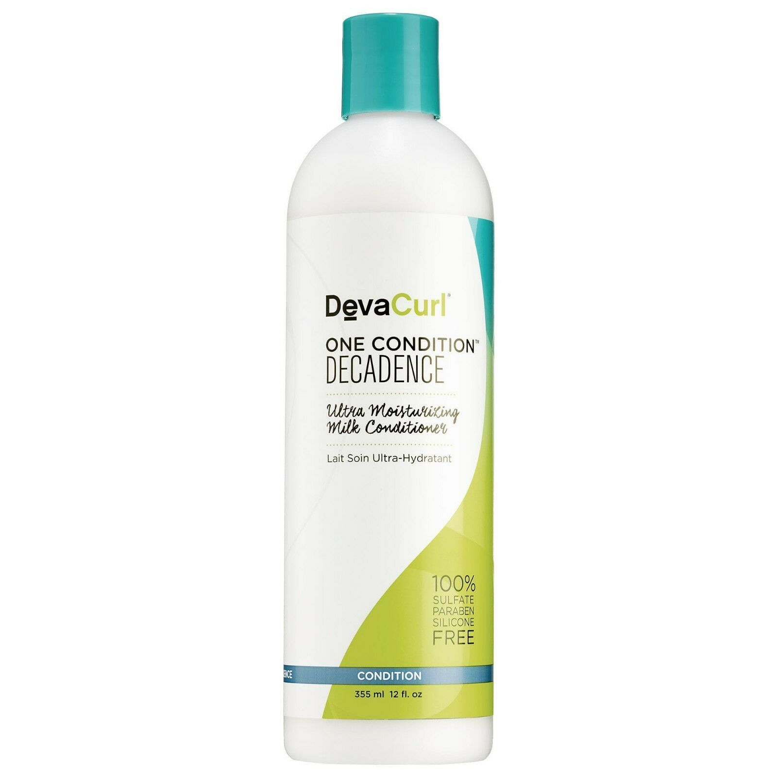 Primary image for DEVACURL ONE CONDITION DECADENCE ULTRA MOISTURIZING MILK CONDITIONER 12 OZ / 355