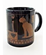 Egyptian Mug - Goddess Bastet - $24.99