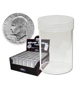 Coin Collecting Supplies For Round Large Dollar Coin storage tubes (Qty=... - €5,89 EUR
