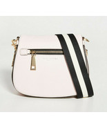 Marc Jacobs Small Nomad Bag Leather Saddle Crossbody ~NWT~ Blush Pink - $292.05