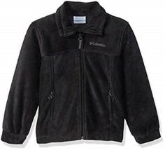 Columbia Boys' Steens MT II Fleece Jacket Black - $25.99