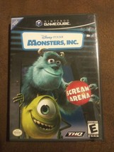 Disney Monsters, Inc.: Scream Arena - GameCube (2002) Complete MINT COND... - $19.49