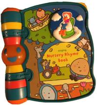 VTech Singing Nursery Rhyme Book Discover Pre-K Fun Memory Skills Learn V Tech - $7.69