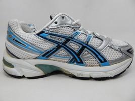 Asics Gel 1130 Size US 8.5 M (B) EU 40 Women's Running Shoes White Blue TN863