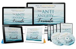 Anti-Anxiety Formula Upgrade Package - $1.99