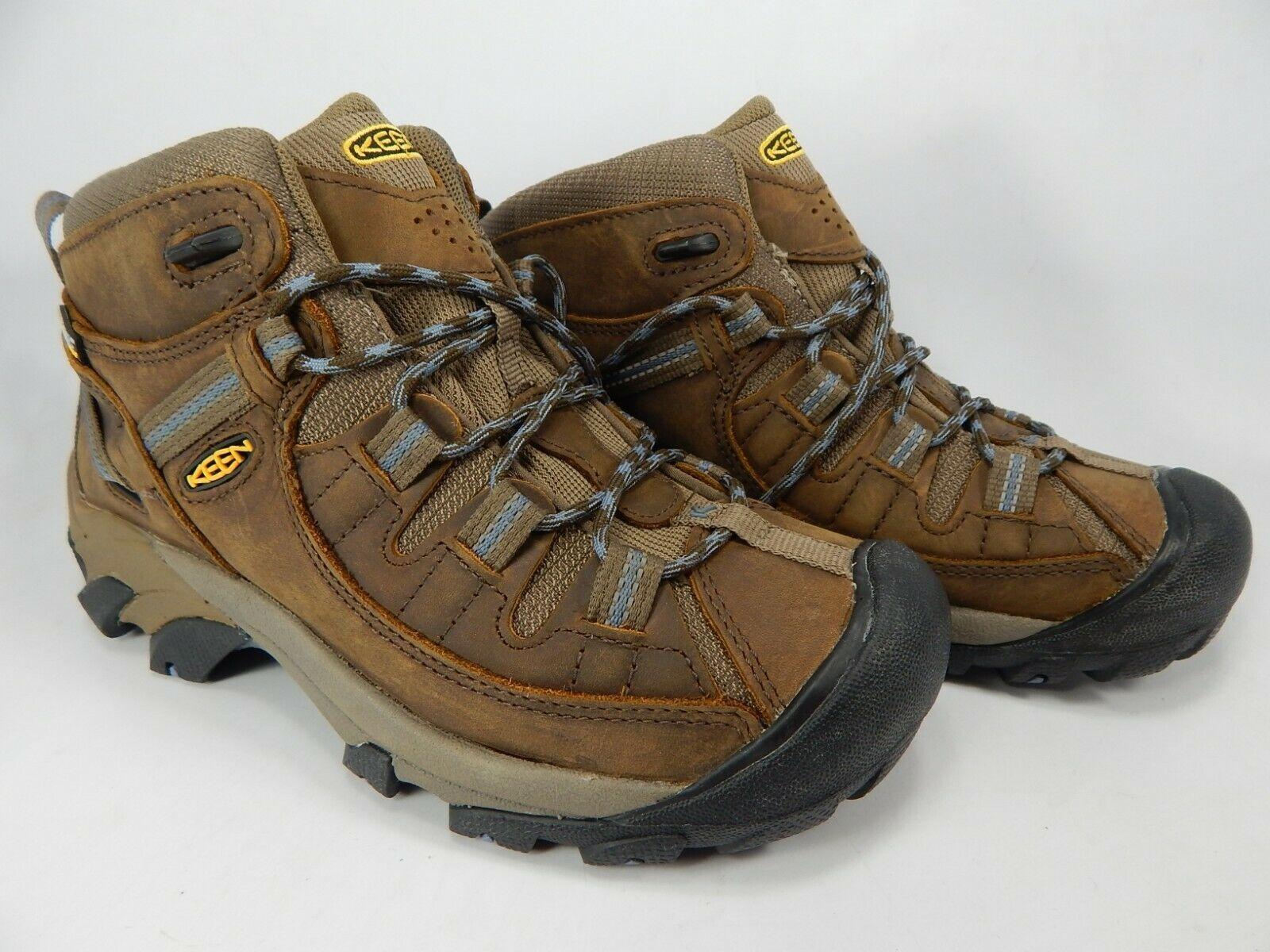 Keen Targhee II Mid Size 7 M (B) EU 37.5 Women's WP Trail Hiking Boots 1004114