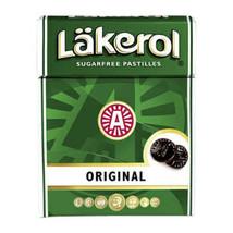 Cloetta Läkerol Original Sugar Free Licorice Menthol Candy 25g 0.85 oz - $5.94+