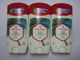 Old Spice Deodorant for Men, Fiji with Palm Tree Scent, 3.0 Oz (Pack of 3) - $9.89
