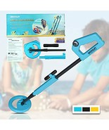 all-sun TS20A Junior Metal Detector for Children DIY Beach Yard Toy, Blue - $26.93