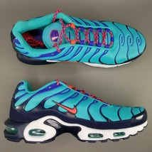 Nike Air Max Plus TN Tuned Discover Your Air Athletic Shoes Mens Size Bl... - $134.99