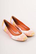 Missoni Multicolor Knit Striped Ballet Flats SZ 37 - $85.00