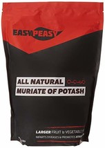 Easy Peasy Plants All-Natural Muriate of Potash Granules - Potassium Fer... - $25.90