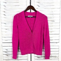[LOFT] Open Knit Cardigan Sweater image 1