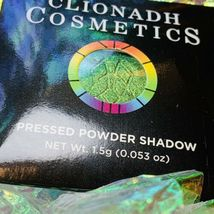 NWT NIB Clionadh Cosmetics JEWELLED MULTICHROME SINGLE PAN *1 SHADE* Gargoyle image 9