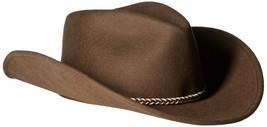Stetson Men's Rawhide 3X Buffalo Felt Hat 7 3/8 Mink - $149.99
