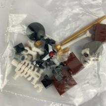 LEGO Skeleton Ninjago Soldier Mini Figure NEW - $7.49