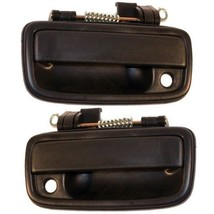 FOR: Toyota Tacoma 2 x Outer Front Door Handle Pair Set 69210-35020 6922... - $41.03