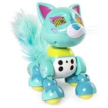 Zoomer Meowzies, Lux, Interactive Kitten with Lights, Sounds and Sensors - $78.43