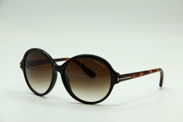 NEW TOM FORD TF 343 05B MILENA BROWN SUNGLASSES AUTHENTIC TF343  59-15  ... - $187.00