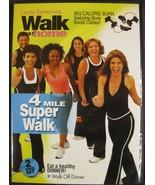 Leslie Sansone Walk at Home: 4 Mile Super Walk Big Calorie Burn Discs Only - $11.95