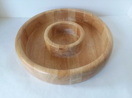 "Light Wood Studio Nova Serving Bowl 11 1/2"" X 2 1/4"" - $18.55"