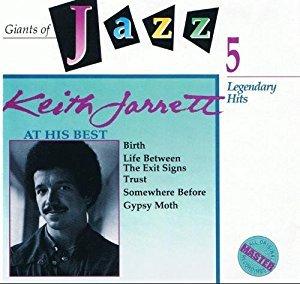 Keith Jarrett: At His Best By Keith Jarett Cd
