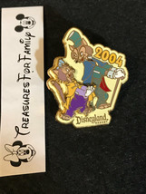 Disney LE Pin Pinocchio Villain Collection Gideon Foulfellow Honest John... - $25.99