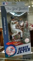 Derek Jeter World Series Commemorative McFarlane figure White Jersey /3000 d87 - $29.03