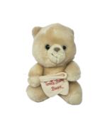 """6"""" VINTAGE ANIMAL FAIR TOOTH FAIRY TEDDY BEAR STUFFED ANIMAL PLUSH TOY W... - $36.47"""