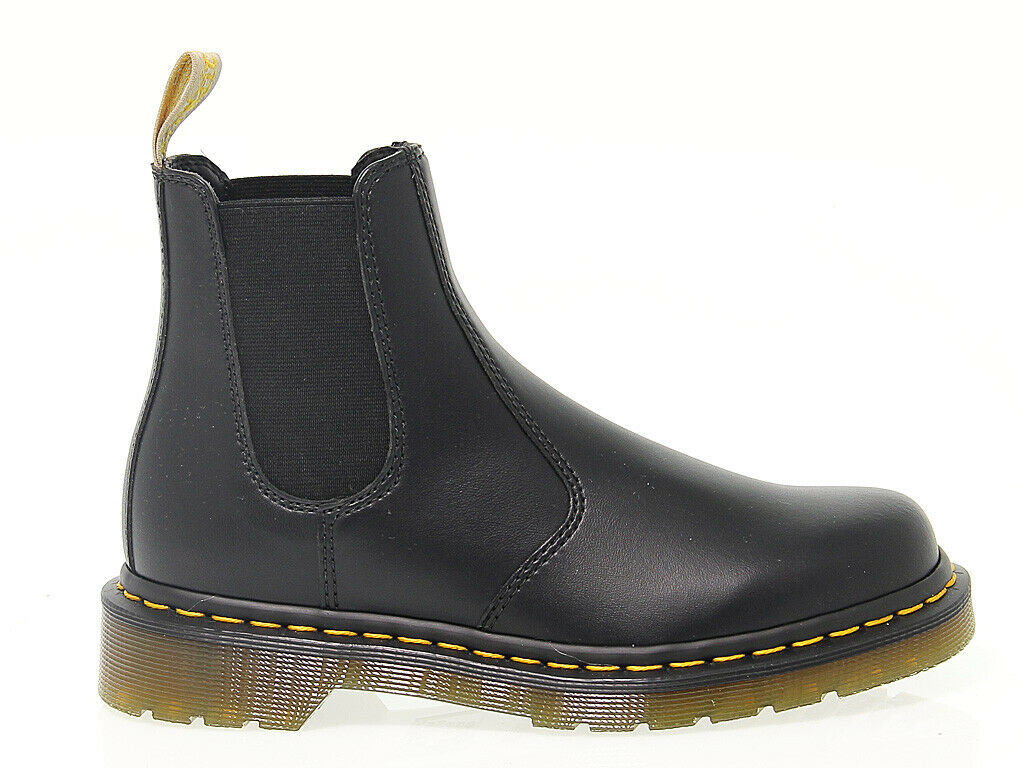 Primary image for Ankle boot DR. MARTENS 2976 W N in black ecoleather - Women's Shoes